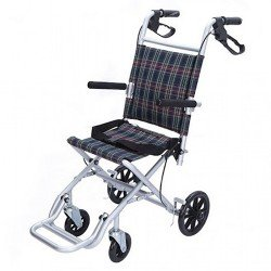 Wheel Chair Alum FS954LGC