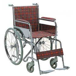 Wheel Chair Alum S/W 871