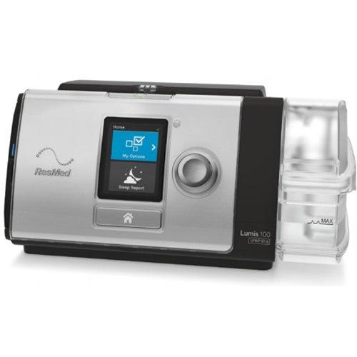 Resmed Lumis 100 VPAP S APAC1 TRI Bi PAP Standard w/Humidifier