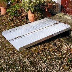 Sbase Ramp Aluminum Foldable