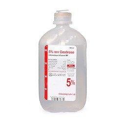 Dextrose 5% 500ml
