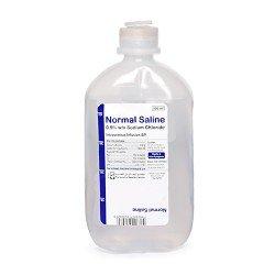 Sodium Chloride 0.9% 500ml