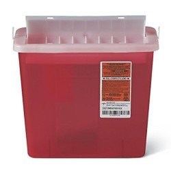 Sharp Container 4.5L Wall Mounted