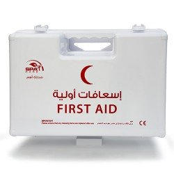 SPACARE Health Practitioner Bag for First Aid