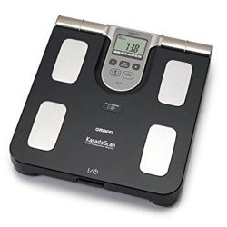 Omron Weight Scale W/Fat meter BF508