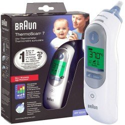 Ear Thermometer Braun IRT6520