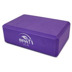 SPACARE Yoga Brick Purple