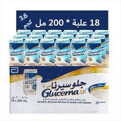 Glucerna SR Food For Diabetic 200ml