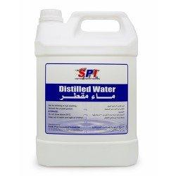 SPI Distilled Water 5L