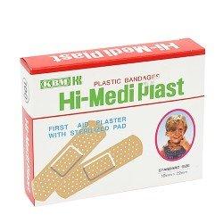 Hi-Medi Plaster Standard 19mm*72mm Japan