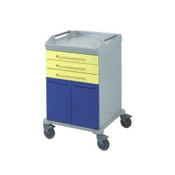 Medication Cart with 6 Drawer